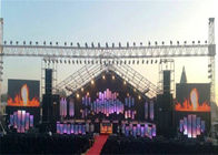 चीन SMD P6 Outdoor Video Stage Background LED Screen Board High Definition फैक्टरी