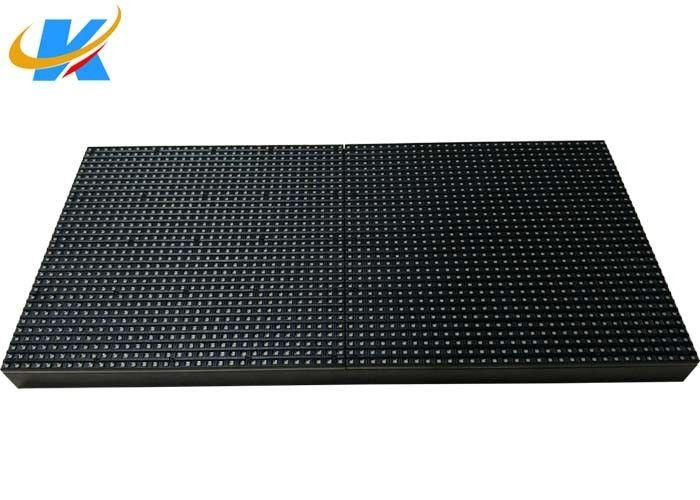 P4 Full Color Led SMD Module 256mm*128mm , LED Module Display With DVI  Video Card