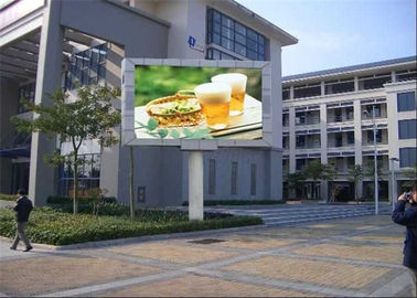 चीन High Definition Waterproof Led Video Panels 1/8 Scan Wide Viewing Angle वितरक